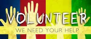 Medium volunteer