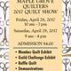 Maple Grove Quilters 2017 Quilt Show - start Apr 29 2017 0900AM