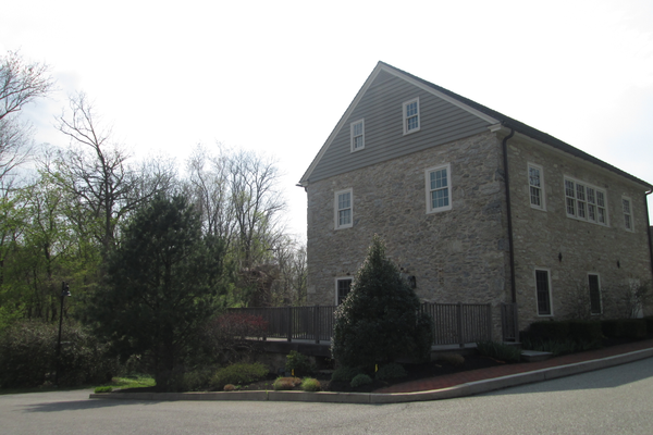 The Chadds Ford Township building incorporates a building which was once the summer studio of artist Howard Pyle.