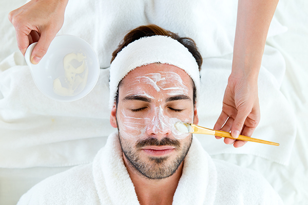 Power Booster Men's Facial, $75 at Dolce Vita Day Spa, 9719 Village Center Drive, Suite 110, Granite Bay. 916-772-7733, dolcevitads.com
