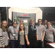Alta High's robotics team won the Quality Award for its simple, clean effective design of its robot. (Alta High School)