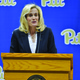 Heather Lyke athletic director for the University of Pittsburgh