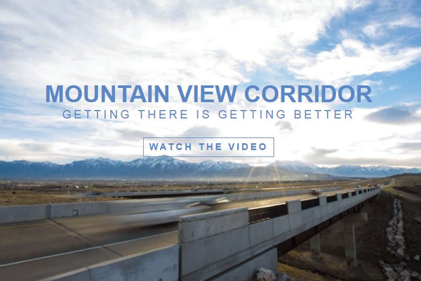Mountain View Corridor is one of the most expensive and significant projects UDOT has planned for the Wasatch Front. (Utah Department of Transportation)