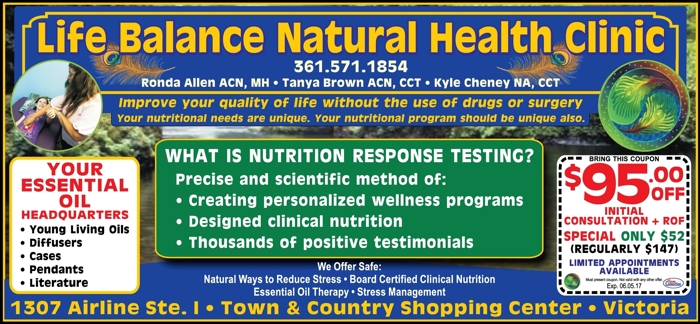 Life 20balance 20natural 20health 20clinic 20  20vc 20  20april may 202017