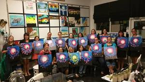 Paint Night at The Painted Conch - start May 11 2017 0630PM