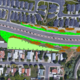 A preliminary plan of the streetscape design West Jordan residents may see at the city's entrance on 7000 South and about 1100 West. (West Jordan City)