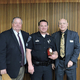 The Taylorsville Police Officer of the Year is Sergeant Mike Ricketts. (Taylorsville City)