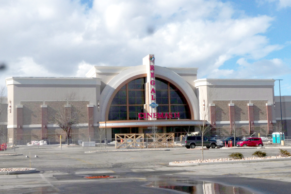 Utah's newest movie theater, in Taylorsville, is state of the art. (Carl Fauver/City Journals)