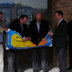 """Regal Entertainment Group officials host a news conference and """"ticket tearing"""" ceremony. (Carl Fauver/City Journals)"""