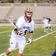 Ben Adams was known both for his athletic skills in lacrosse as well as in the classroom. He was one of six players named Academic All-American in Utah. (Betsey Bowen Photography)