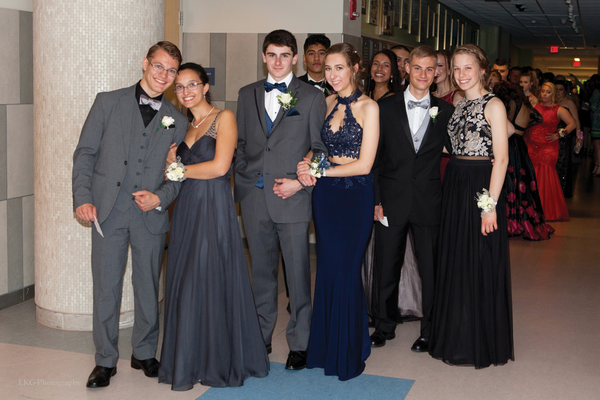 Devin Souza, Megan Rossetti, Matthew McLaughlin, Lauren Pettengill, Joey MacNeil, Ashley Cronin