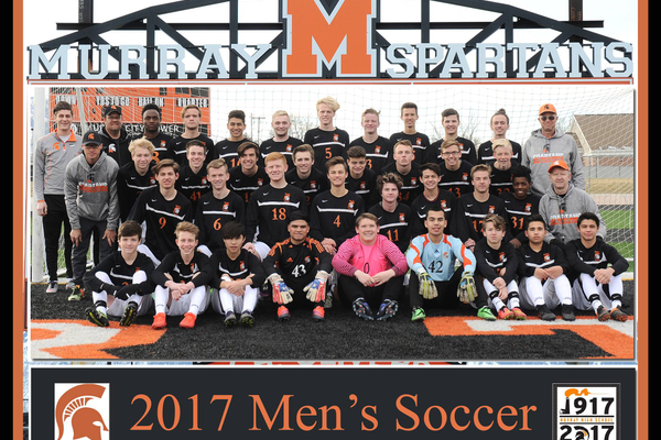 The Murray High School soccer team suffered only one loss during their regular season. (Murray Soccer Facebook)