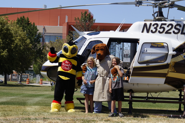 Utah Department of Public Safety and the Department of Transportation will hold its annual safety fair on Thursday, June 15 from 3 to 7 p.m. at 4501 S. 2700 West. (Utah Department of Public Safety)