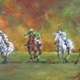 'Point to Point' by Reenie Chase.