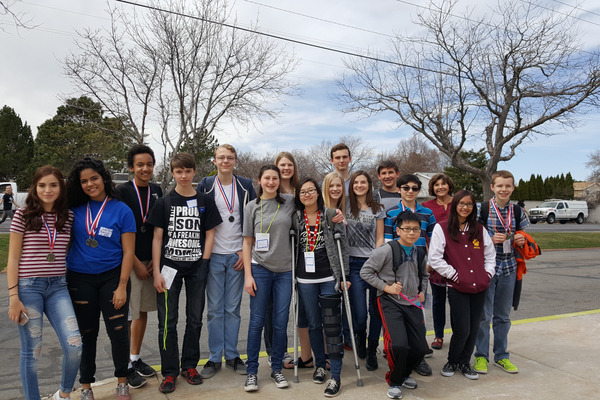 Bennion's MESA Club (Judith Hess/Bennion Jr High)