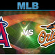 Thumb la angels vs. bal orioles