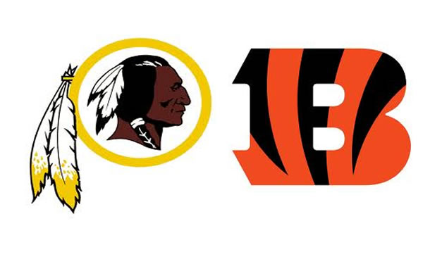 Bengals redskins betting
