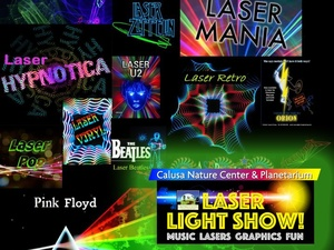 Laser Light Show - start Jun 16 2017 0400PM