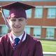 Oxford student graduates with perfect attendance - 06122017 0159PM