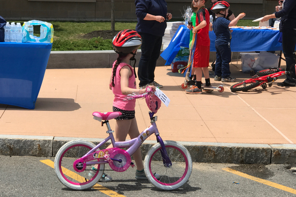 2017 Tewksbury Police Bike Rodeo