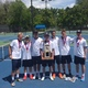 The Skyline boys tennis team went 30-0 in the regular season en route to the state championship. (Skyline Tennis)