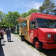 Food trucks gather to feed the Summerfest masses. (Keyra Kristoffersen/City Journals)