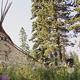 Tipi Camping, $120+ per night, at Silver Fork Ranch, 6507 Silver Fork Road, Kyburz. 530-207-3035, silverforkranch.wordpress.com