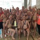 The Murray boys water polo team celebrates its state championship. (Kim Parkinson)