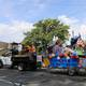 South Salt Lake Public Works drives a float during the city's annual summer celebration. (South Salt Lake City)
