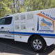 This new animal control truck was designed and constructed locally. (wvcpets.com)