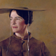 'Maga's Daughter' (1966). Tempera on hardboard panel.