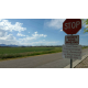 5490 West is currently a private road and would need to be dedicated by the owner prior to any development beginning. (Becca Ketelsleger/City Journals)