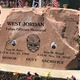 The Ron Wood Baseball Complex has a new memorial to honor fallen officers, built and funded completely by the WJ/Copper Hills baseball league. (Greg James/City Journals)