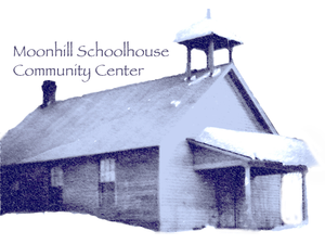 Moonhill schoolhouse logo