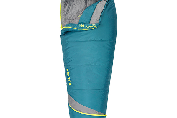 Kelty Tuck Sleeping Bag, $89.99 at Mountain Recreation, 491 East Main Street, Grass Valley. 530-477-8006, mtnrec.com