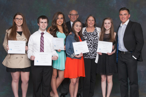 Zelienople Rotary Awards Scholarships