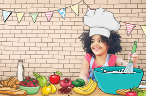 Kids in the Kitchen Cookonomics at Centers for the Arts Bonita Springs taste of the world - Jun 26 2017 0306PM