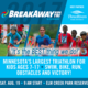 BreakAway Kids Tri - start Aug 19 2017 0900AM