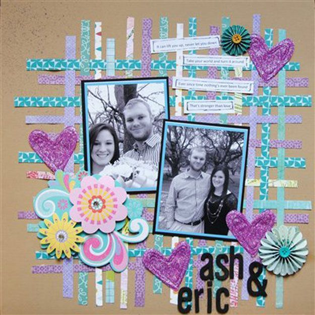 Scrapbooking All Day Crop At The Senior Center
