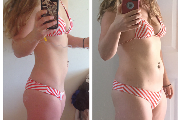 Nine months, ten added pounds, 5% added body fat – and the hardest battle I've ever fought with my body.
