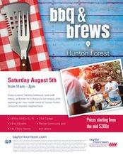 Medium tmcharlotte bbq and brews hunton forest grand opening event flyer f