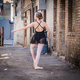 Draper teenager Annabella Oliver has created her own dancewear clothing line. (Ronda Oliver)