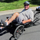 Jim rides trails in the summer and skis in the winter thanks to Wasatch Adaptive Sports (Carl Fauver).