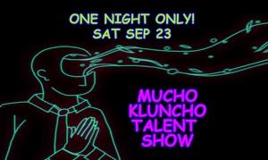 Medium talent show artwork ovation 20copy