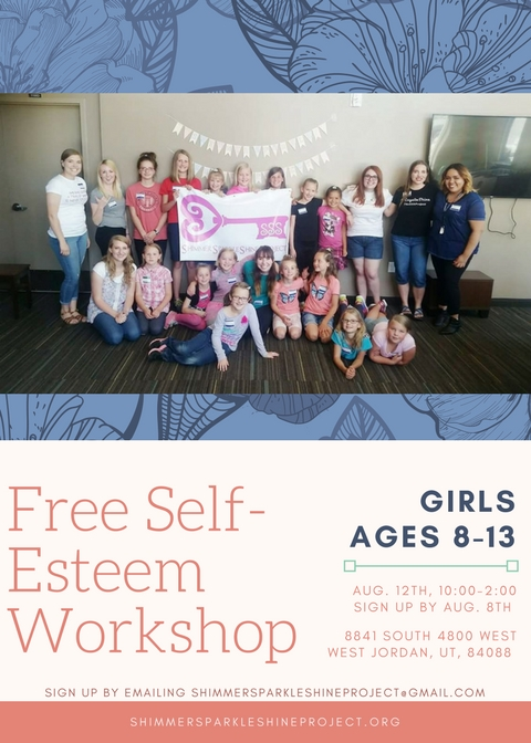 Free 20self esteem 20workshop