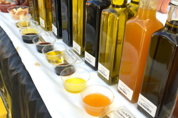 Products from Oil & Vinegar