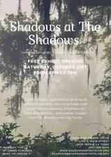 Medium shadows 20at 20the 20shadows 20exhibit flyer