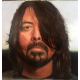 Painting by Lorraine Robinson of Dave Grohl. (Lorraine Robinson/courtesy)