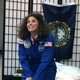 Judith Kalaora as Christa McAuliffe