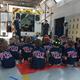 Junior firefighters get the run-down on the inner workings of an ambulance. (Keyra Kristoffersen/City Journals)